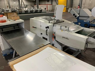 PALAMIDES DELIVERY DELTA Folding machines