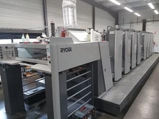 RYOBI 758 P Gebrauchte Bogenoffsetmaschinen