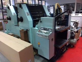 SAKURAI 252 RP 单张纸胶印机