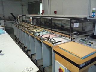 THEISEN BONITZ 310 Collators