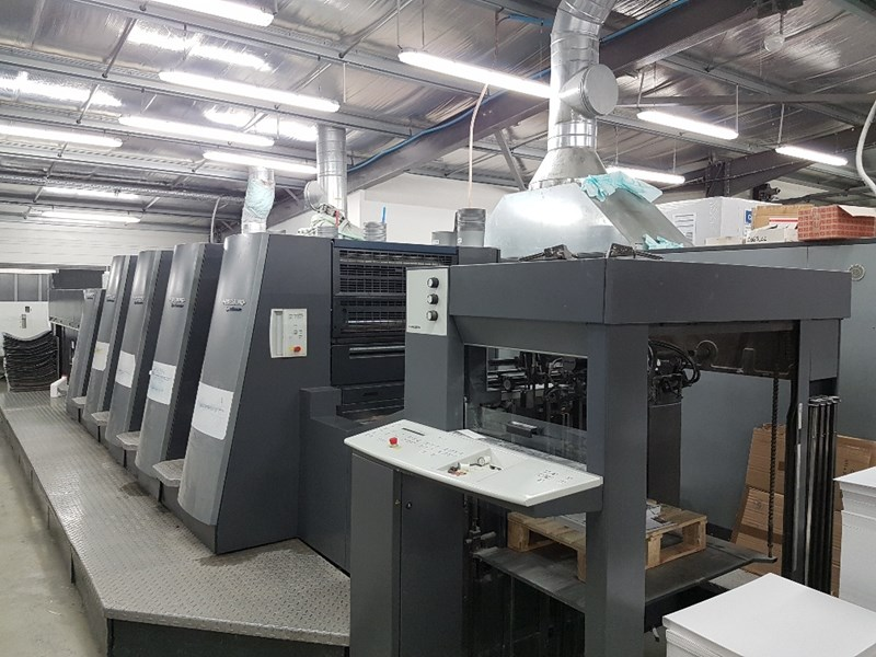 Show details for HEIDELBERG SM CD 74/4+LX