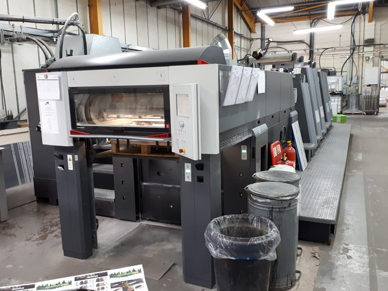 Show details for HEIDELBERG XL 75/4+PLX