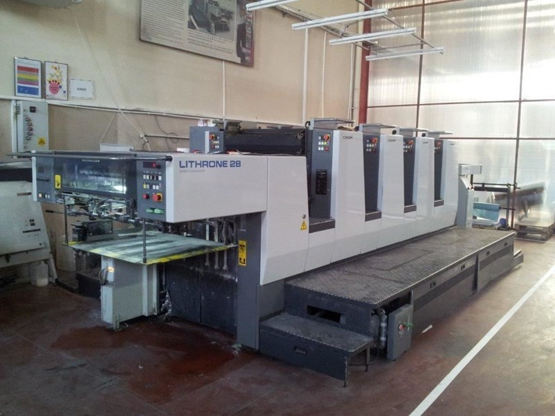 Show details for KOMORI L428