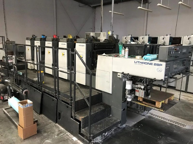 Show details for KOMORI L528