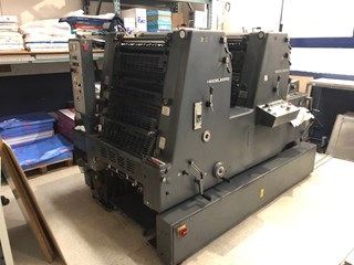 Heidelberg GTO 52Z Sheet Fed