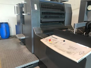 Heidelberg PM 74-2 单张纸胶印机
