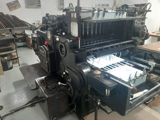 Heidelberg SBBZ Die Cutters - Automatic and Handfed