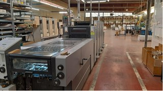 Heidelberg SM 52-4 + L Sheet Fed