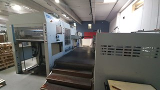 Iberica JR 105 Die Cutters - Automatic and Handfed
