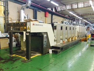 Mitsubishi D3000 TP Sheet Fed