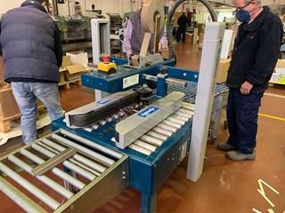 ROBOPAC Startape 50 M Wrapping Machines
