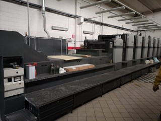 Heidelberg CD 102 7 L Sheet Fed