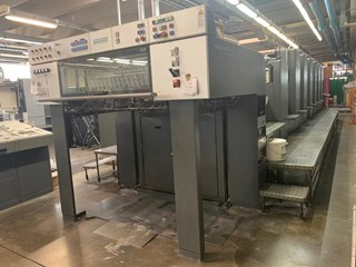 Heidelberg SM 102 6 P3 L Sheet Fed