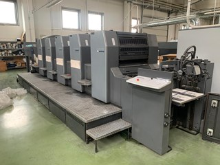 Heidelberg SM 74 5 P2 H Sheet Fed