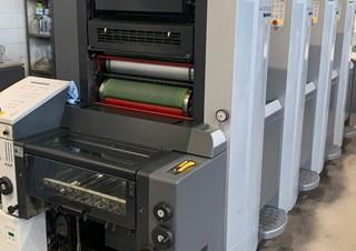 Heidelberg SX 52 4 单张纸胶印机