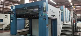 KBA Rapida 162 4 SW 2000 Machines offset à feuilles