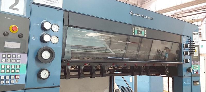 KBA Rapida 162 4 SW 2000