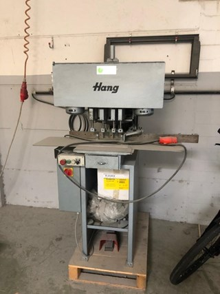 HANG DRILLING MACHINE 136-04/4 Accessories