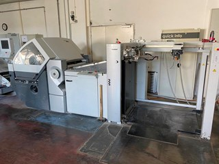 HEIDELBERG KH 82/4 KL Folding Machines