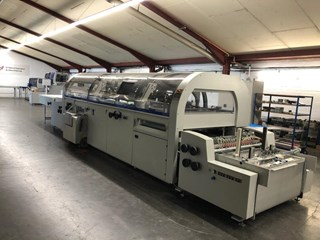 KOLBUS DA 290 Case Production