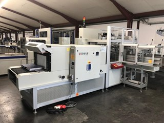 KOLBUS XBV 240 Packing Machines