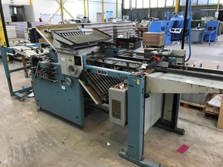 MBO K 52/2 KL (1979) Folding Machines