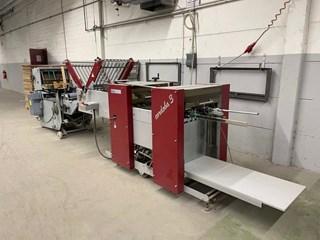PETRATTO CORDOBA BA Folding Machines