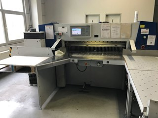 WOHLENBERG cut-tec 137 PS Guillotines/Cutters