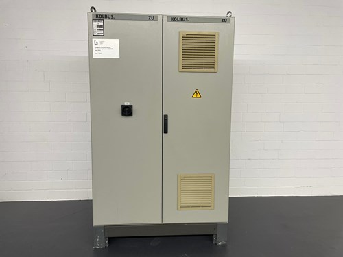 KOLBUS ZU 804 ELECTRICAL CABINET