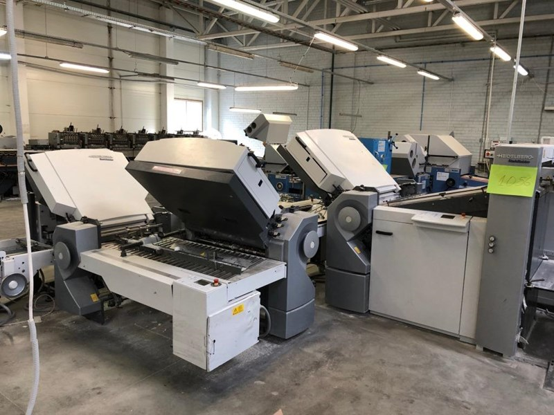 Show details for HEIDELBERG TH 82/442 with PFH