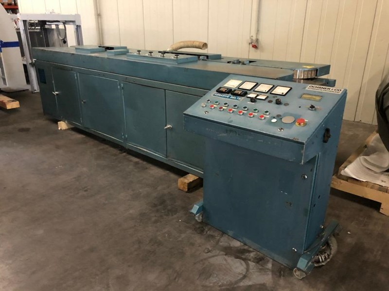Show details for OCHSNER Goldschnittautomat / Edge Gilding Machine