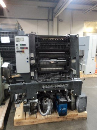 Heidelberg GTOZ 52+ Sheet Fed