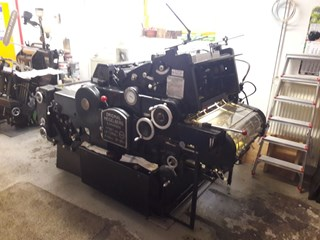Heidelberg KORD Sheet Fed