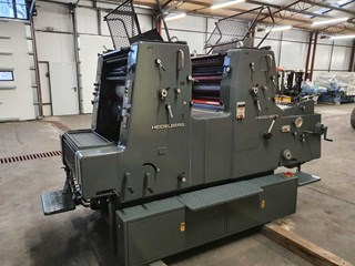 Heidelberg MOZ-E Gebrauchte Bogenoffsetmaschinen