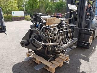 Heidelberg OHT Buchdruck-Zylinder & Tiegel
