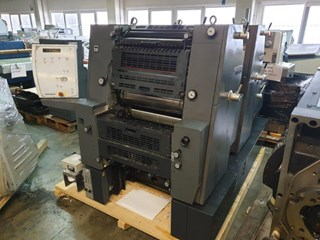 Heidelberg PM GTO 52-2+ Sheet Fed