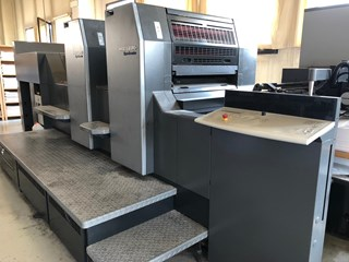Heidelberg SM 74-2 H Sheet Fed