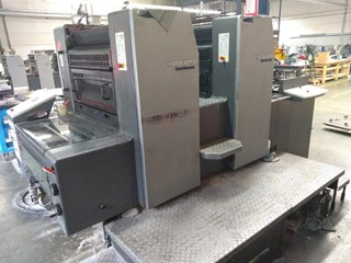 Heidelberg SM 74-2 P Sheet Fed