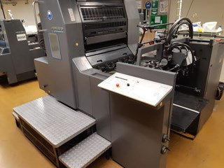 Heidelberg SM 74-1 Sheet Fed