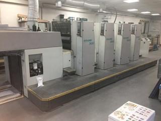 Roland 304 P HOB 单张纸胶印机