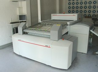 AGFA CtP System Excalibur CTP-Systems