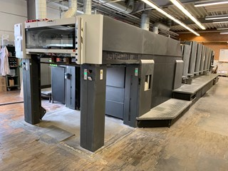 Heidelberg CD 102-5+L(X2) Sheet Fed