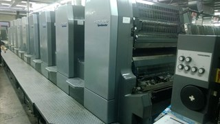 Heidelberg CD 102-8+L(X) Sheet Fed