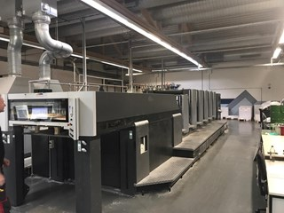 Heidelberg CD 102-5+L(X2) Machines offset à feuilles