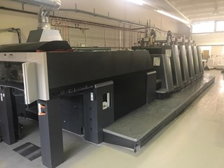 Heidelberg CD 74-5+L(X2)-C Machines offset à feuilles