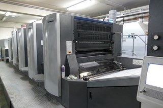 Heidelberg CX 102-4+L(X2) InpressContol Sheet Fed
