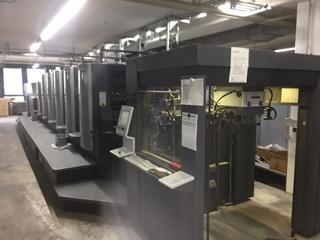 Heidelberg CX 102-5+L(X2)  Machines offset à feuilles