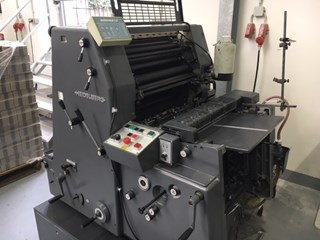 Heidelberg GTO 52 PLUS Sheet Fed
