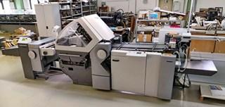 Heidelberg Stahlfolder KH 56-6-KTL Folding Machines