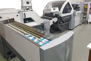 Heidelberg Stahlfolder KH-78-6-KTL Folding machines